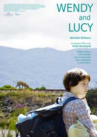 Wendy and Lucy - 11 x 17 Movie Poster - German Style A