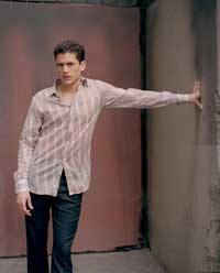 Wentworth Miller - 8 x 10 Color Photo #2