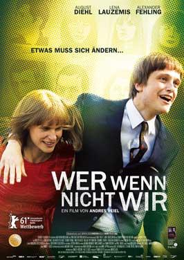 Wer wenn nicht wir - 11 x 17 Movie Poster - German Style A