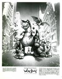 We're Back! A Dinosaur's Story - 8 x 10 B&W Photo #2