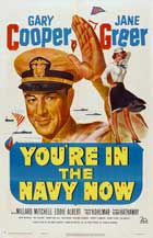 We're in the Navy Now - 27 x 40 Movie Poster - Style A