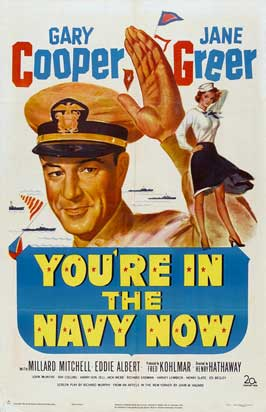 We're in the Navy Now - 11 x 17 Movie Poster - Style A