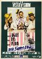 We're No Angels - 11 x 17 Movie Poster - Italian Style A