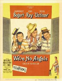 We're No Angels - 27 x 40 Movie Poster - Style B