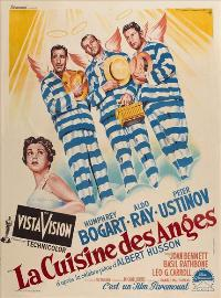 We're No Angels - 11 x 17 Movie Poster - French Style A
