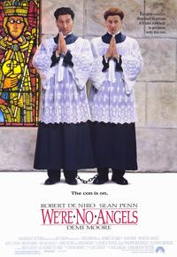 We're No Angels - 11 x 17 Movie Poster - Style A