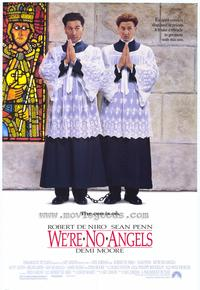 We're No Angels - 27 x 40 Movie Poster - Style A