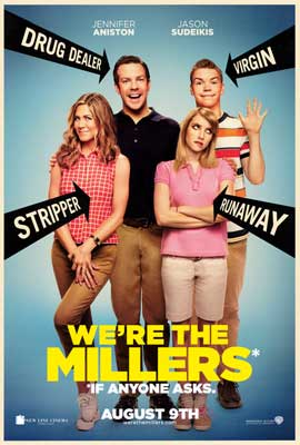 We're the Millers - DS 1 Sheet Movie Poster - Style A