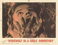 Werewolf in a Girl's Dormitory - 11 x 14 Movie Poster - Style A