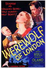 Werewolf of London - 27 x 40 Movie Poster - Style A