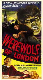 Werewolf of London - 20 x 40 Movie Poster - Style A