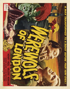 Werewolf of London - 11 x 14 Movie Poster - Style B