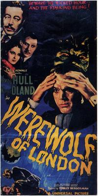 Werewolf of London - 11 x 17 Movie Poster - Style B