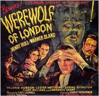 Werewolf of London - 11 x 17 Movie Poster - Style C