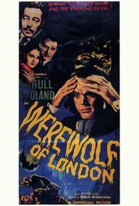 Werewolf of London - 14 x 36 Movie Poster - Insert Style A