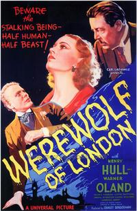 Werewolf of London - 43 x 62 Movie Poster - Bus Shelter Style A