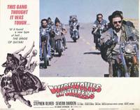 Werewolves on Wheels - 11 x 14 Movie Poster - Style A