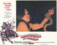 Werewolves on Wheels - 11 x 14 Movie Poster - Style B