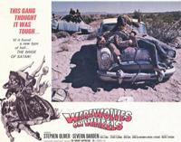 Werewolves on Wheels - 11 x 14 Movie Poster - Style D