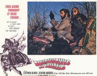 Werewolves on Wheels - 11 x 14 Movie Poster - Style E