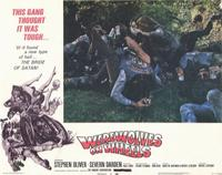 Werewolves on Wheels - 11 x 14 Movie Poster - Style F