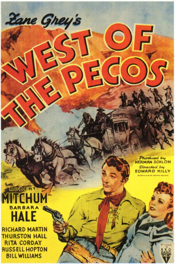 West of the Pecos movie