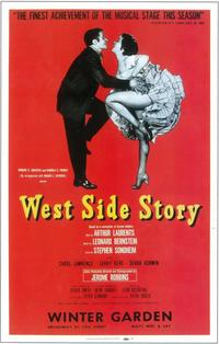West Side Story (Broadway) - 14 x 22 Poster - Style A