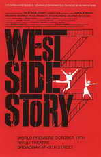 West Side Story (Broadway) - 11 x 17 Poster - Style A