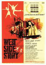 West Side Story - 11 x 17 Movie Poster - Style E