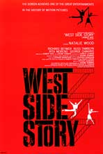 West Side Story - Movie Poster - 24 x 36 - Style A