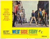 West Side Story - 11 x 14 Movie Poster - Style A