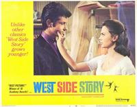 West Side Story - 11 x 14 Movie Poster - Style B
