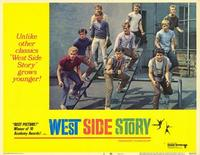 West Side Story - 11 x 14 Movie Poster - Style D