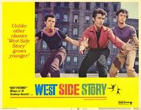 West Side Story - 11 x 14 Movie Poster - Style E