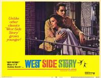 West Side Story - 11 x 14 Movie Poster - Style F