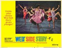 West Side Story - 11 x 14 Movie Poster - Style G