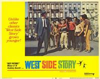 West Side Story - 11 x 14 Movie Poster - Style H