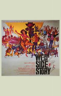 West Side Story - 11 x 17 Movie Poster - Style C