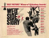 West Side Story - 22 x 28 Movie Poster - Half Sheet Style A