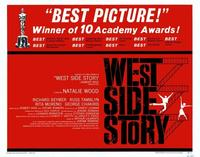 West Side Story - 22 x 28 Movie Poster - Half Sheet Style B