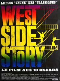 West Side Story - 11 x 17 Movie Poster - French Style A
