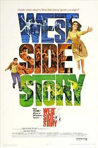 West Side Story - 11 x 17 Movie Poster - Style D