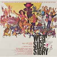 West Side Story - 30 x 30 Movie Poster - Style A