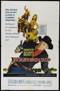 Westbound - 11 x 17 Movie Poster - Style A