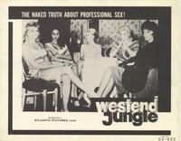 Westend Jungle - 11 x 14 Movie Poster - Style B