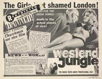 Westend Jungle - 11 x 14 Movie Poster - Style A
