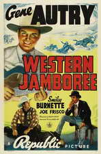 Western Jamboree - 11 x 17 Movie Poster - Style A