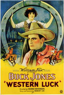 Western Luck - 27 x 40 Movie Poster - Style A