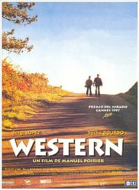 Western - 27 x 40 Movie Poster - Spanish Style A