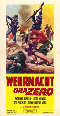 Westerplatte - 27 x 40 Movie Poster - Italian Style A